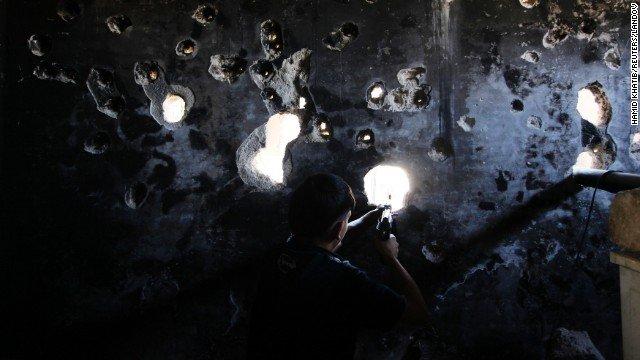 Гид на ключовите играчи в сирийската криза